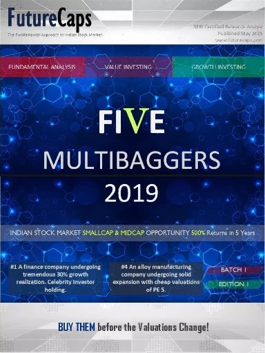 five multibaggers india stock market 2019